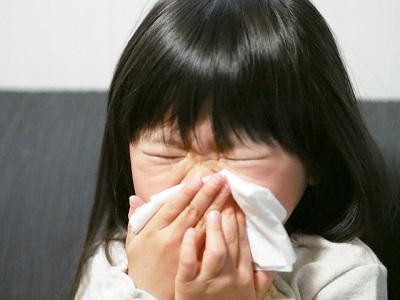 サラサラ鼻水