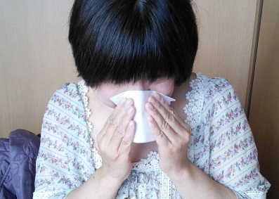 風邪の鼻水