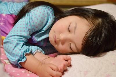 子供が寝ないからイライラ!・・その原因って?
