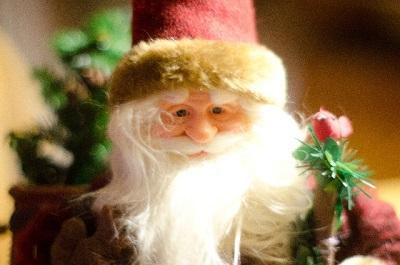 サンタクロースに手紙